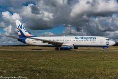 SunExpress Germany D-ASXC (U. Heinze) Tags: aircraft airlines airways airplane planespotting plane haj hannoverlangenhagenairporthaj eddv flugzeug nikon