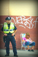 (LaTur) Tags: gotham nyc ny police gothamist newyork