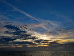 092818am (sunlight_hunt) Tags: texasgulfcoast texas texassky texassunrisesunset matagordabay sunlight