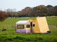 UK Independence (geedub611) Tags: livestock field politics political leave animals farm sheep europeanunion eu brexit caravan ukip uk