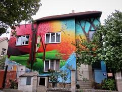 Chemis / Praha - 28 sep 2018 (Ferdinand 'Ferre' Feys) Tags: praha prague praag tsjechië czechrepublic česko streetart artdelarue graffitiart graffiti graff urbanart urbanarte arteurbano ferdinandfeys