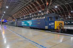 DRS 57306 London Paddington (daveymills37886) Tags: drs 57306 london paddington class 57 575 gwr