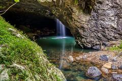 Natural Bridge - Springwood (Milan V) Tags: australia naturalbridge waterfall queensland springbrook