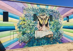 Brian Farrell Street Art (jurvetson) Tags: malibu birthday weekend gathering 40th big beach retreat brian farrell street art venice plant food wine