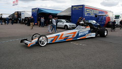 Dragster_2997 (Fast an' Bulbous) Tags: racecar car vehilce automobile drag strip race track pits outdoor nikon santapod motorsport