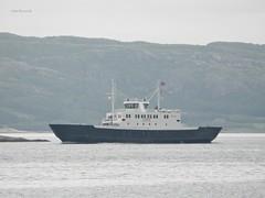 """""""Tjøtta"""" (OlafHorsevik) Tags: ferge ferga ferry ferja ferje tjøtta forvik rv17 fv17 kystriksveien vågsodden boreal"""