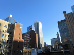 2018 October Cloudless Afternoon Sky NYC 2425 (Brechtbug) Tags: 2018 october cloudless evening sky nyc virtual clock tower from hells kitchen clinton near times square broadway new york city midtown manhattan 10112018 stormy weather building no hanging cumulonimbus blue cumulus nimbus cloud fall hell s nemo southern view ny1