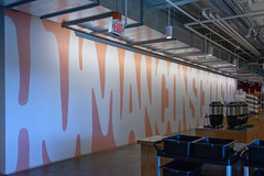 Humanconsciousness (scottboms) Tags: travel seattle work facebook office projects analogresearchlab arl signpainting