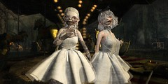BFF (Anja Mexicola) Tags: elvenmist everwinter urban horror halloween chiiya lealmelody anjamexicola virtual secondlife girls monsters maitreya hotdog pixicat truth doux digital art spooky friends music thebirthdaymassacre light shadow