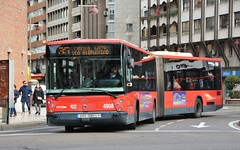 Zaragoza, Paseo María Agustín 02.01.2018 (The STB) Tags: zaragoza publictransport citytransport öpnv transporteurbano transportepúblico bus busse autobus autobús auzsa autobusesurbanosdezaragoza