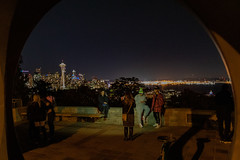 652A9940 (RSPT49) Tags: seattle skyline nightspot kerry park sightseeing hanging out space needle highise elliot bay harbor island