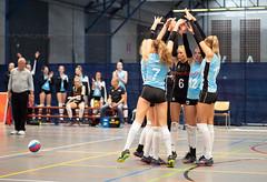 4A131150 (roel.ubels) Tags: volleybal eredivisie talent team papendal valkenhuizen sport topsport pharmafilter us tt 2018 volleyball indoor