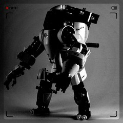 R&D GangBanger 2 [Ma.k Advanced Design] (Marco Marozzi) Tags: lego legomech legodesign legomecha marco marozzi moc mecha mech maschinen mak krieger robot