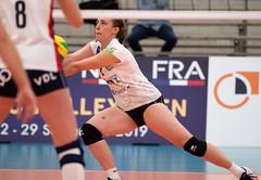 P2138908 (roel.ubels) Tags: sliedrecht sport topsport volleybal volleyball uvc holding graz cev champions league debasis