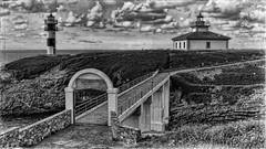 + Faros 252 (jburzuri) Tags: farodeislapancha lugo galicia ngc faro lighthouse