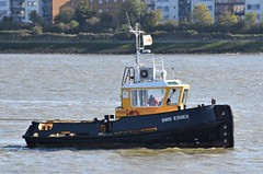 SWS Essex + SWS Breda + WF Pontoon (7) @ KGV Lock 18-10-18 (AJBC_1) Tags: london tug ©ajc dlrblog england unitedkingdom uk ship boat vessel northwoolwich eastlondon newham tugboat londonboroughofnewham royaldocks kgvlock kinggeorgevlock londonsroyaldocks docklands marineengineering swalshsonsltd swsessex walsh tflriver ajbc1 woolwichferrydockingpontoon ravesteinbv riverthames gallionsreach nikond5300 woolwichferryberthingpontoon intelligentdocklockingsystem idl automatedmagneticmooringsystem mampaeyoffshoreindustries