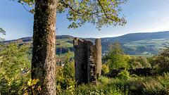 TOWER I (BigOllie Pictures) Tags: landscape autumn bluesky forest nature panorama ruins spring switzerlandlandscape waterfall wildlife thalheim kantonaargau schweiz ch