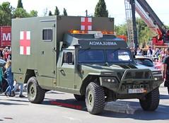 Ejército de Tierra (emergenciases) Tags: emergencias españa 112 ejército ambulancia sva uvimovil soportevitalavanzado ambulance uro vamtac ejércitodetierra