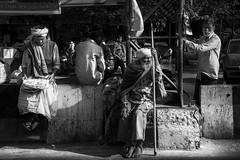 waiting (charlesgyoung) Tags: olddelhi india delhi d500 rajasthan streetphotography charlesyoung karineaignerphotographyexpedition travelphotography nikon nikonphotography nikondx street urban blackandwhite