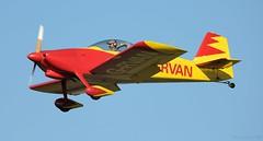 Van's RV-6 G-RVAN Lee on Solent Airfield 2018 (SupaSmokey) Tags: vans rv6 grvan lee solent airfield 2018