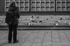 Breitscheidplatz... (andrealinss) Tags: berlin bw blackandwhite berlinstreet berlinstreets schwarzweiss street streetphotography streetfotografie andrealinss 35mm breitscheidplatz inmemory ingedenken terror anschlag victims