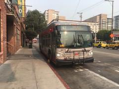 47-Van Ness to: Caltrain Depot (at Caltrain Depot) (Peter Hosey) Tags: sf sanfrancisco muni 47vanness bus