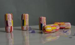 BEADS 1. (Fimeli) Tags: beauty polyclay polymerclay handmade handwork colorfull