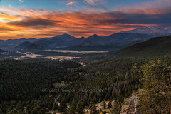 Spark of Eternity (chasingthelight10) Tags: photography events travel landscapes mountains places colorado rockymountainnationalpark spraguelake emeraldlake morainepark bearlake dreamlake trailridgeroad horseshoepark things lakes rockymountainelk forests foliage sunrise otherkeywords autumn aspens trees wildlife estespark