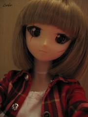 Spunky Selfie (Lurkz D) Tags: lurker spunky doll dollfiedrea dd custom volks vinyl