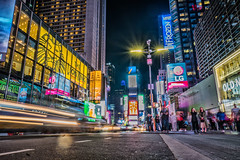 Times Square Color (Royston_Kane) Tags: timessquare nyc newyorkcity newyork travel roadtrip long exposure a6300 sonya6300 sony1018mm 1018mm sel1018 sel1018mm