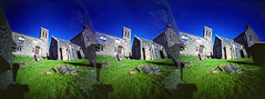 Triple Cross Tour (wheehamx) Tags: x3d pinhole dunlop kilmaurs