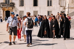 Students and Tourists (Poul_Werner) Tags: coimbra portugal vitusrejser ferie rejse travel coimbramunicipality coimbradistrict pt