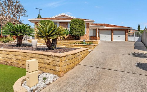 3 Lark Cl, Green Valley NSW 2168
