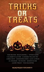 From #TABB #PimpPost ▪️🔶◾🔸Tricks or Treats: A Charity Anthology (sbproductionsteaseraddict) Tags: book promotions indie authors readers