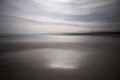 At the beach (kuestenkind) Tags: icm movement strand beach ostsee