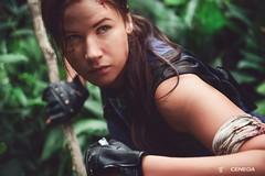 Česká Lara Croft - by Zuzka Rajdlová & Cenega