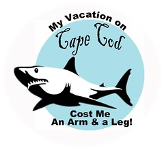 Lord What Fools these Mortals Be (Bill Sargent) Tags: cape cod shark vacation summer ertainments