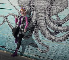 -70- Limited Edition (SL: themissz resident) Tags: blogspot blogging blog blogger boots reign elf nerdy nerdyelflady purple pink plaid flannel riot headband unicorn pastel kawaii cute pretty beautiful girl woman lady people person avatar 3d mesh life second secondlife sl