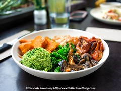 Veggie Grill Rustic Farm Bowl (Bitter-Sweet-) Tags: vegan food restaurant dining california westcoast bayarea berkeley downtown meatless plantbased healthy meal lunch dinner fastcasual fastfood savory comfortfood