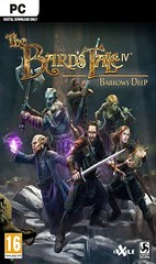 The Bards Tale IV Barrows Deep Update 3-CODEX (gampower) Tags: game updates pc