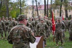 181013-A-PC761-1023 (416thTEC) Tags: 372nd 372ndenbde 397th 397thenbn 416th 416thtec 863rd 863rdenbn army armyreserve engineers fortsnelling hhc mgschanely minneapolis minnesota soldier usarmyreserve usarc battalion brigde command commander commanding historic
