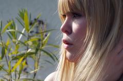 Evening Sun (RickB500) Tags: portrait girl rickb rickb500 model beauty expression face cute hair