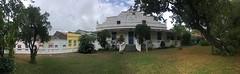 Museum at Hotel 7 Colinas, Olinda (Mrs Butterbur) Tags: iphone house olinda brazil pernambuco museum lawn marroquim hotel