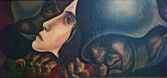 Résistance (1946) - Julio Pomar (1926 - 2018) (pedrosimoes7) Tags: juliopomar ateliermuseujuliopomar rdovale7 mercês lisbon portugal artgalleryandmuseums shockofthenew