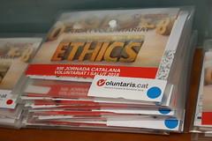 XIII Jornada de Voluntariat en l'àmbit de la salut (27.10.18)