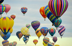 #65/118 - A great place to be - 118 Pictures in 2018 (Krasivaya Liza) Tags: balloon fiesta albuquerque newmexico balloons hot air festival international fly flying sky bucketlist hotairballoon new mexico 65 65118 agreatplacetobe great place