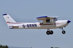 G-BRNN (LIAM J McMANUS - Manchester Airport Photostream) Tags: gbrnn easternairexecutive cessna c152 cessna152 cityairportmanchester barton egcb