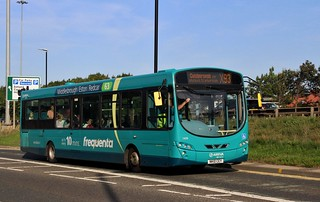 Arriva North East: 1439 / NK10 CEY