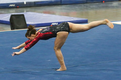 132A3382 (Knox Triathlon Dude) Tags: 2016 isu gymnastics leotard leotards sports usa illinoisstateuniversity women female college university legs thighs leotardo レオタード 레오타드 леотард костюмакробата
