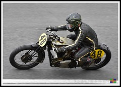 Alan Lewis (4) (nowboy8) Tags: nikon nikond7200 vmcc cadwell cadwellpark bhr lincolnshire 300918 vintage classic wolds motorcycle